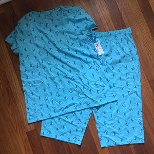 NWT Croft abs Barrow ladies pajama set medium